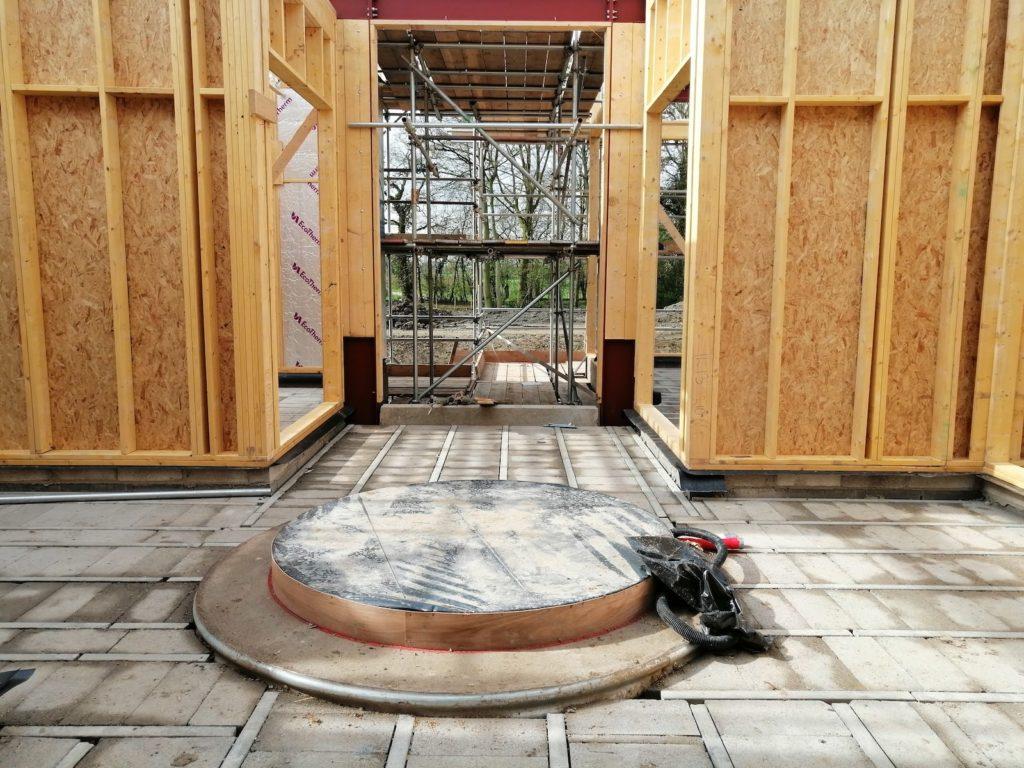 John Ryan Developments New Build Four Seasons Entrance Hall