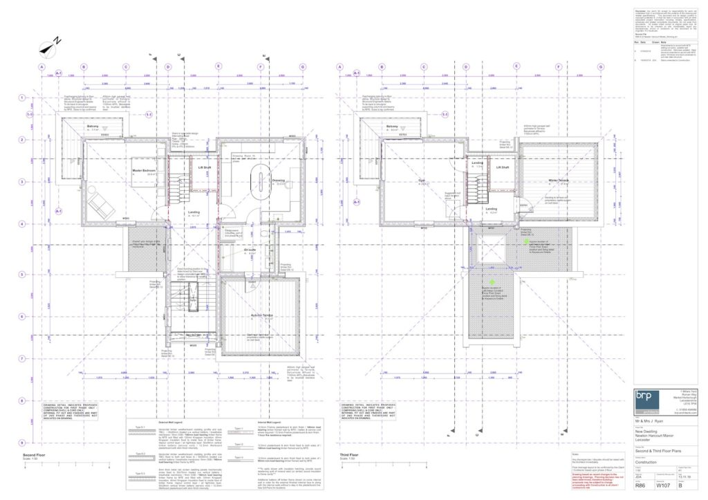 John Ryan Developments New Build Four Seasons Plans