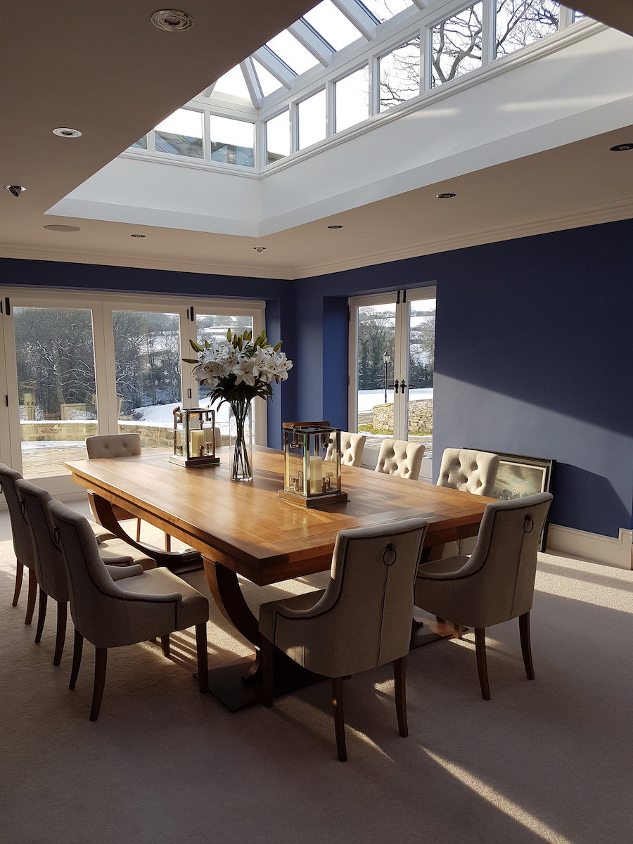 John Ryan Developments Living Room Development
