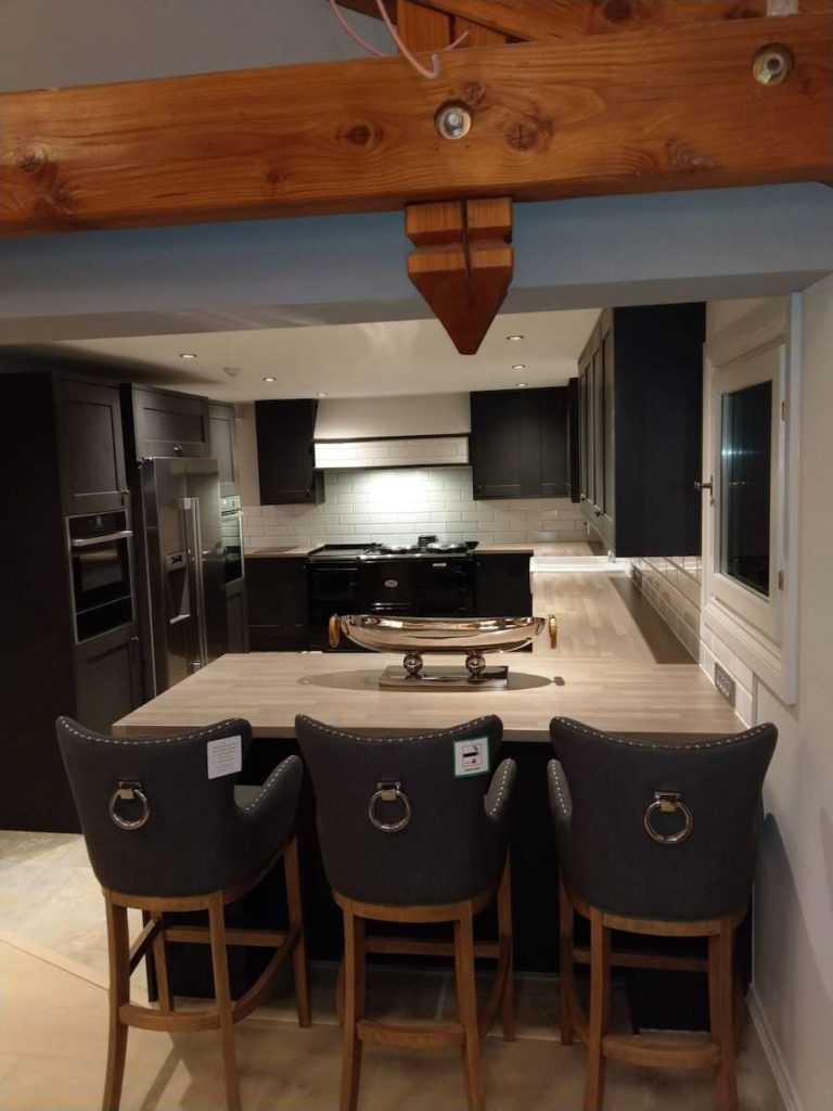 John Ryan Developments Residential Open Plan Kitchen Design