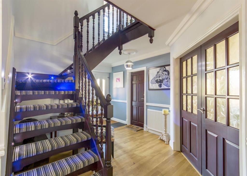 John Ryan Developments Staircase